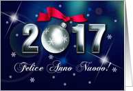 Italian New Year 2017 Quotes