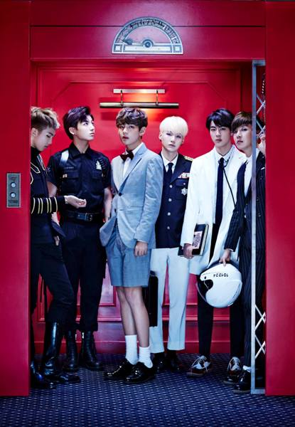A Daily Dose of K-Screen: [MV Review] BTS – Dope