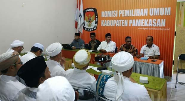 Ulama Madura Dukung Pelaksanaan Pemilu Damai