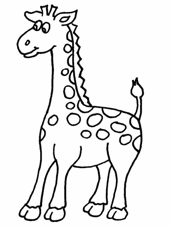 Resim Boyama Hayvanlar üst Ev Boyama Sayfası