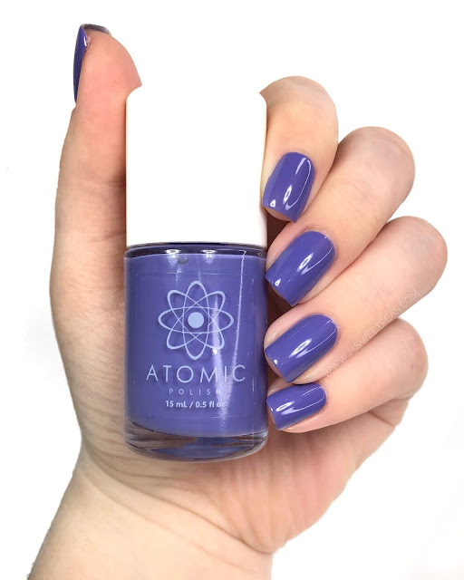 Atomic Polish 25 Sweetpeas
