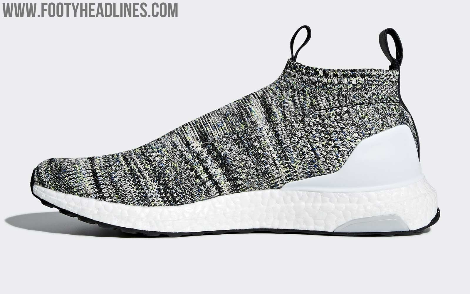 adidas ACE 16+ PureControl Ultra Boost Camouflage Grau LIMITED EDITION