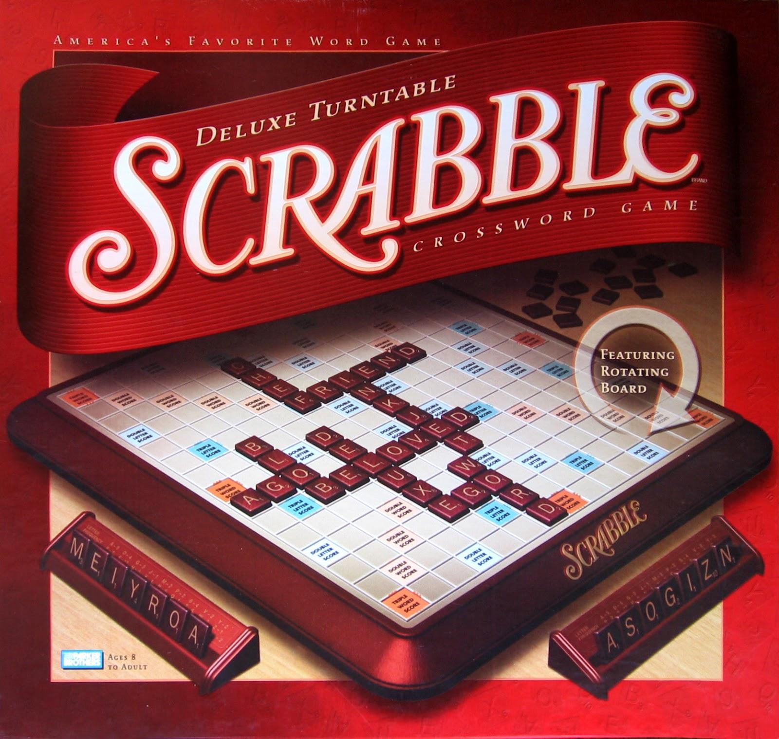 Scrubble Game