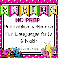 https://www.teacherspayteachers.com/Product/Spring-NO-PREP-Printables-and-Games-for-Language-Arts-and-Math-for-Second-Grade-2443596