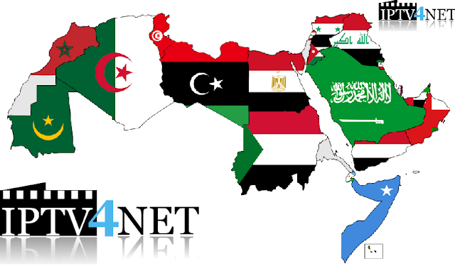 IPTV Arabic channels m3u download