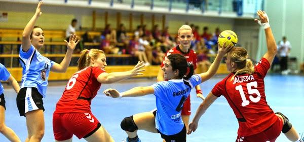 Martina Barreiro (URU) | Mundo Handball