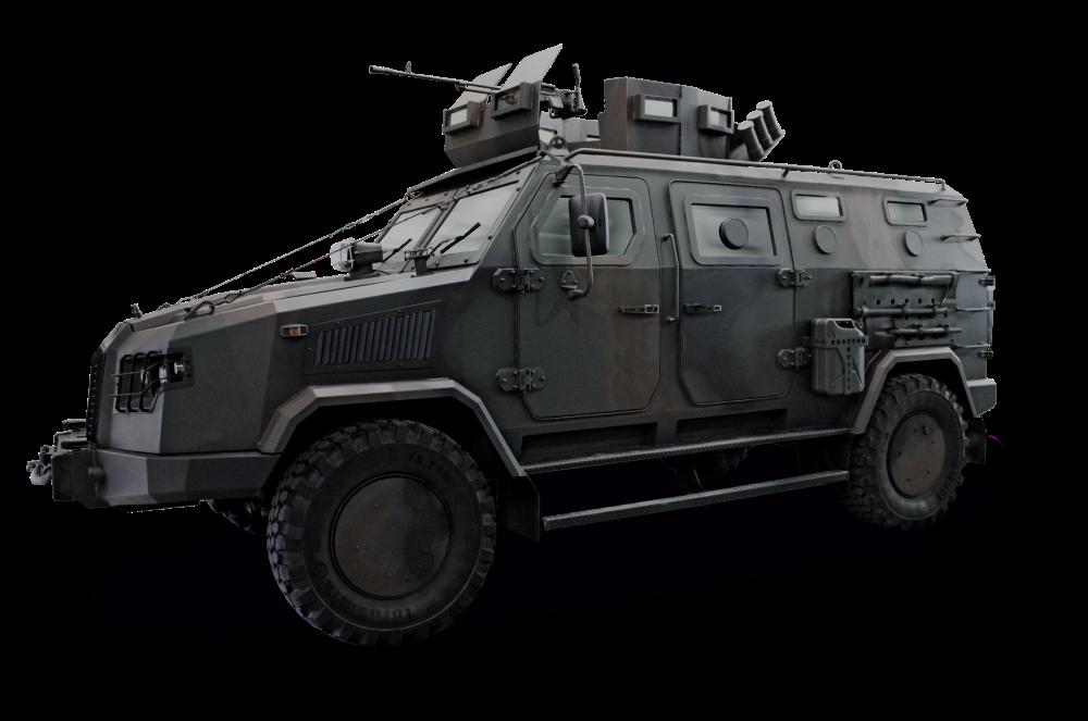 Бронеавтомобіль Козак-2М1
