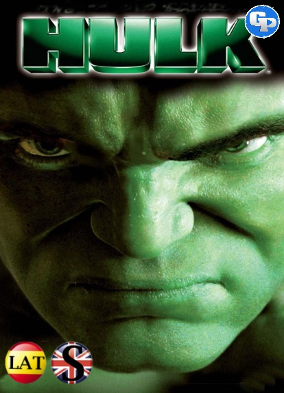 Hulk (2003) HD 1080P LATINO/INGLES