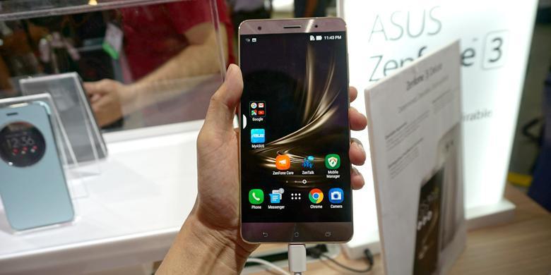 Harga Asus Zenfone 3 Terbaru