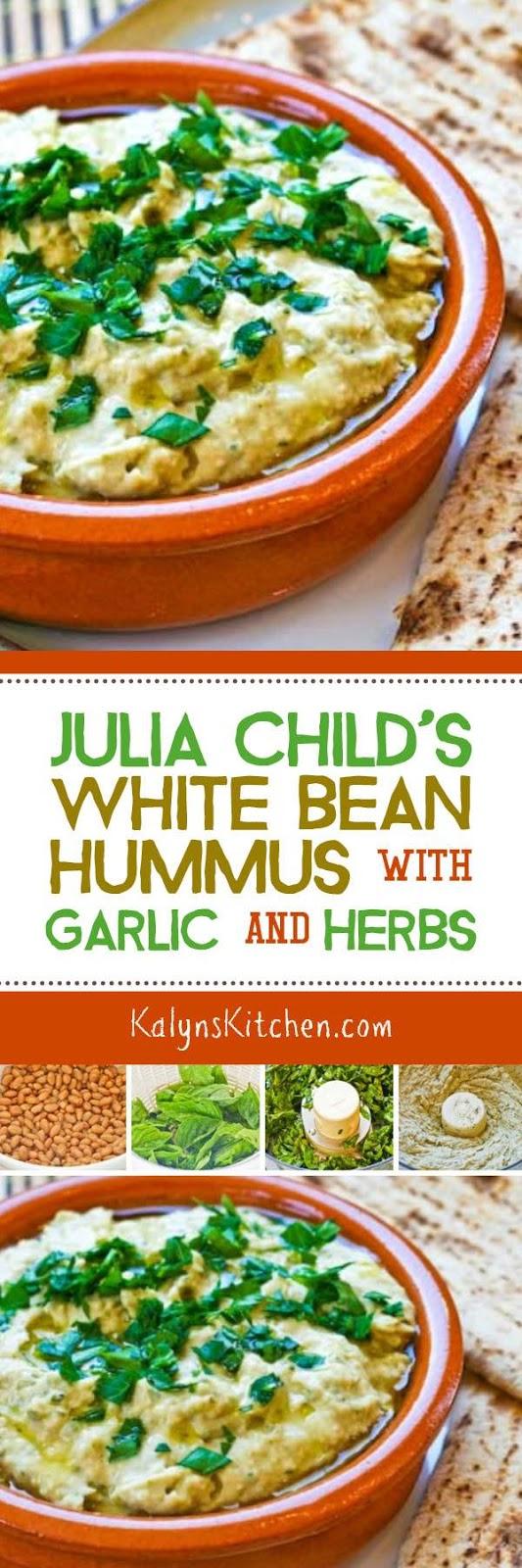 Julia Child's Brandade á la Soissonaise (White Bean Hummus ...