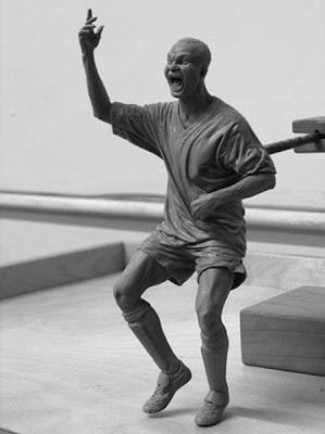 Escultura  hiperrealistas de Roger Milla
