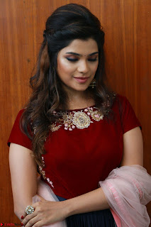 Actress Aathmika in lovely Maraoon Choli ¬  Exclusive Celebrities galleries 100.jpg
