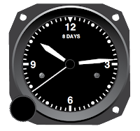 Aircraft Clocks (Chronometer)