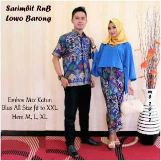 Batik Couple Lowo Barong