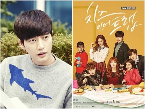 朴海鎮再演「劉正學長」《奶酪陷阱》確定拍電影版!