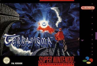Rom de Terranigma - SNES - Em Português - Download