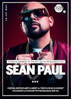 Castiga bilete la concertul lui Sean Paul