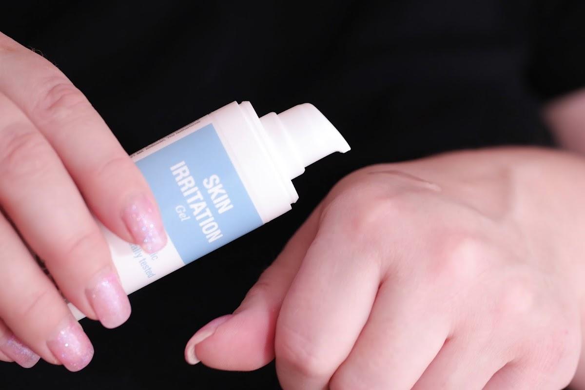 Rötungen für Hautprobleme