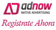 Publicidad de AdNow