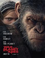 La guerra del Planeta de los Simios (2017)