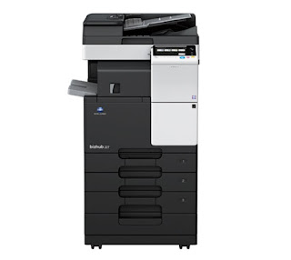 Konica Minolta bizhub 227 Drivers Download