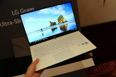 Spesifikasi dan Harga Laptop LG Gram 15 di Indonesia
