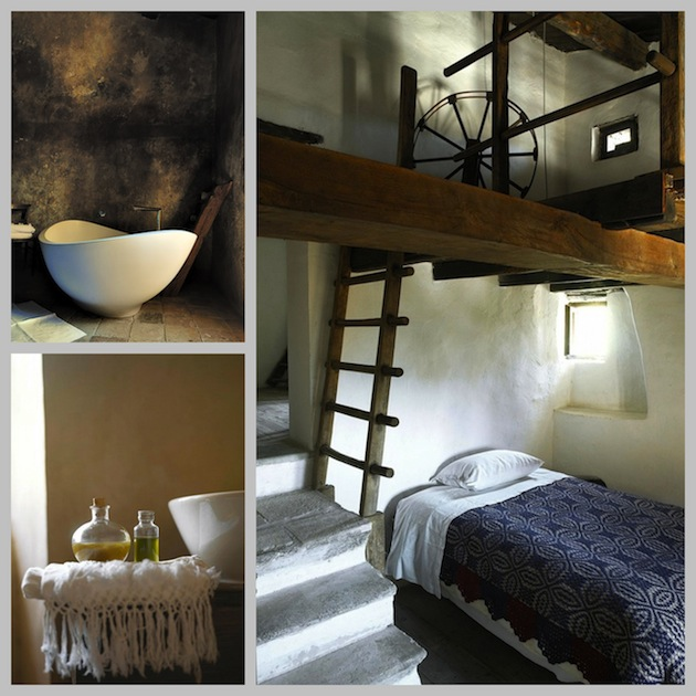 Wabi sabi scandinavia design art and diy quaint rustic in italy - Wabi sabi interior design ...