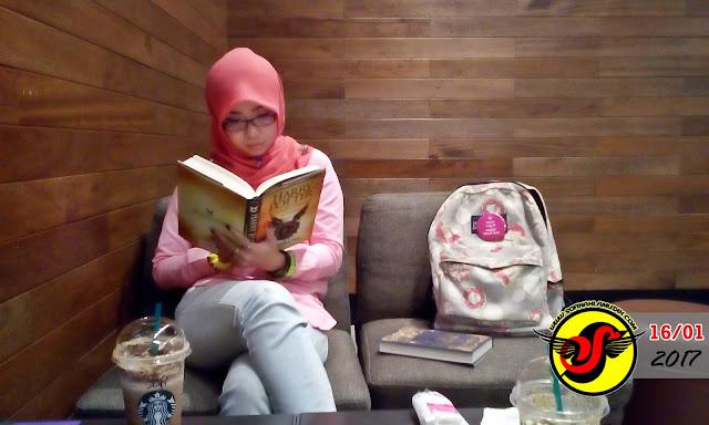 Dapatkan Buku RARE di Book Cafe