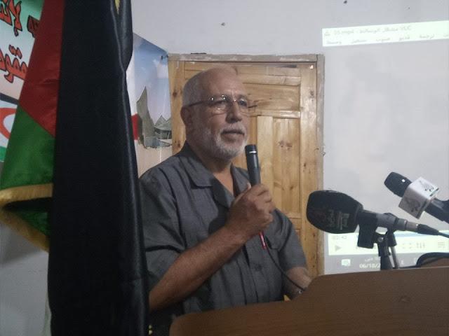 مسؤول امانة التنظيم السياسي يحمل اسبانيا مسؤولية اختفاء الفقيد سيد ابراهيم بصيري