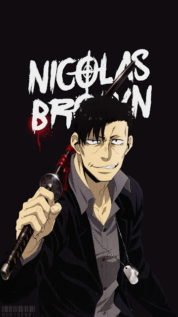 Nicolas Brown