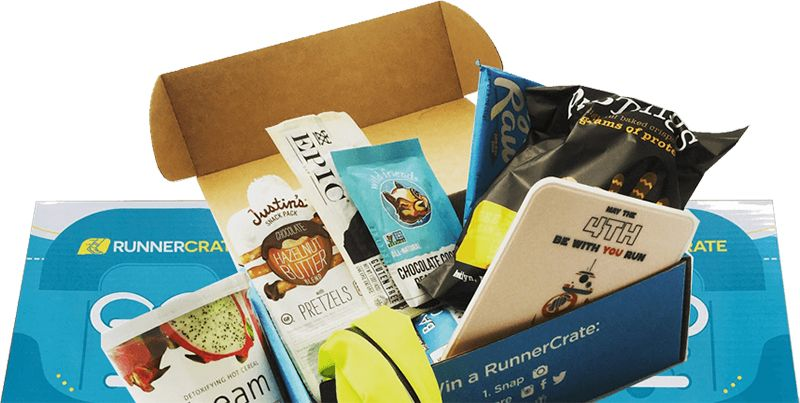 Best Health Subscription Boxes for Women - Runner Crate