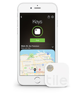 The Tile App - Never worry about losing wallet, phone, or keys again.