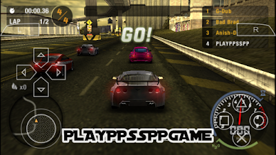 Need For Speed Most Wanted ISO PPSSPP