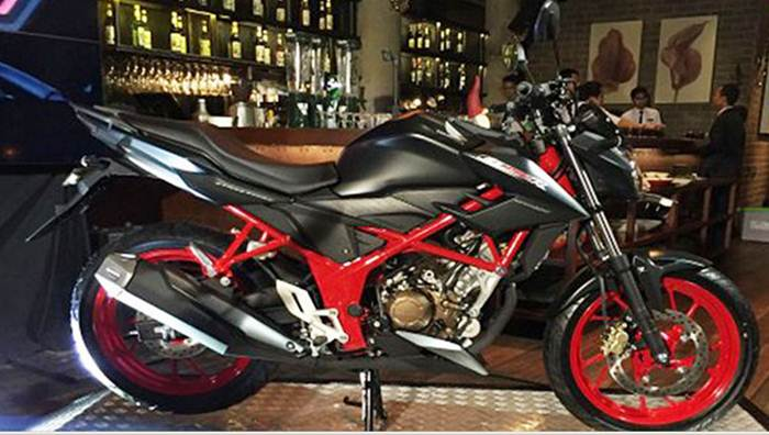 All New Honda Cb150r Streetfire Special Edition Bersosial Com