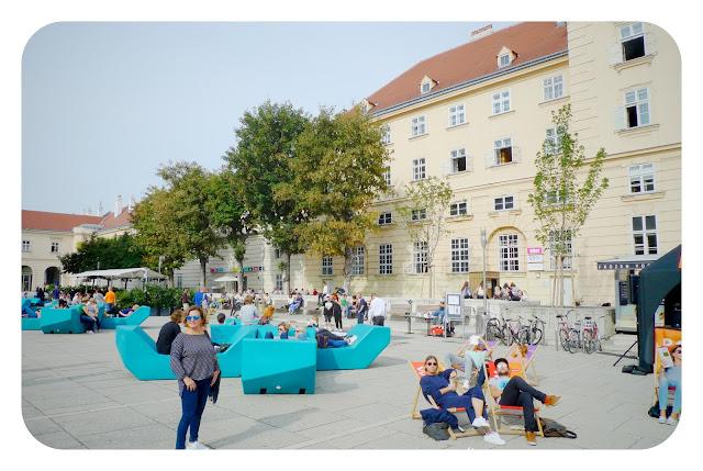 MuseumQuarter de Viena