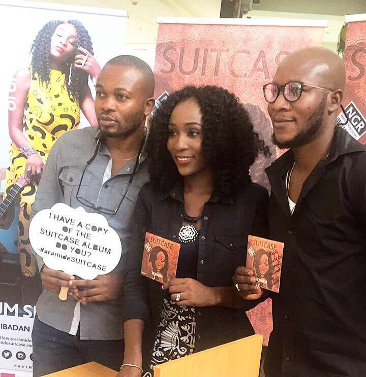 Aramide #SUITCASE Album Signing In Ibadan [PHOTOS]
