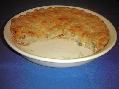 Margaret's Morsels | Chicken Pot Pie