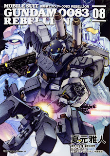 """Mobile Suit Gundam 0083 Rebellion"" de Takashi Imanishi y Masato Natsumoto entra en su arco final"