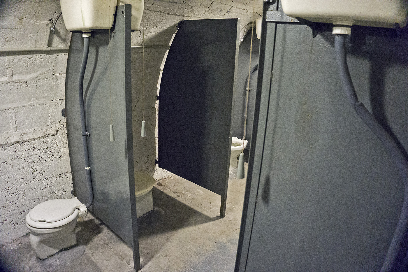 Prague, Czech Republic, Bomb Shelter, Bunker, Cold War