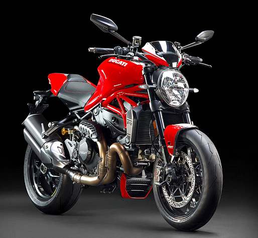 Foto Motor Ducati Monster 1200 R Terbaru 2016