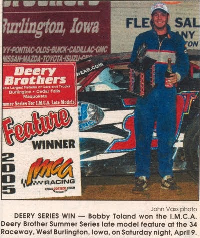 midwest racing archives this week in history. Black Bedroom Furniture Sets. Home Design Ideas