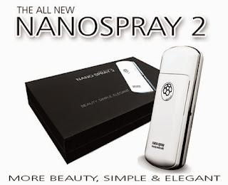 Harga Nano Spray 2 MCI Asli Terbaru 2017
