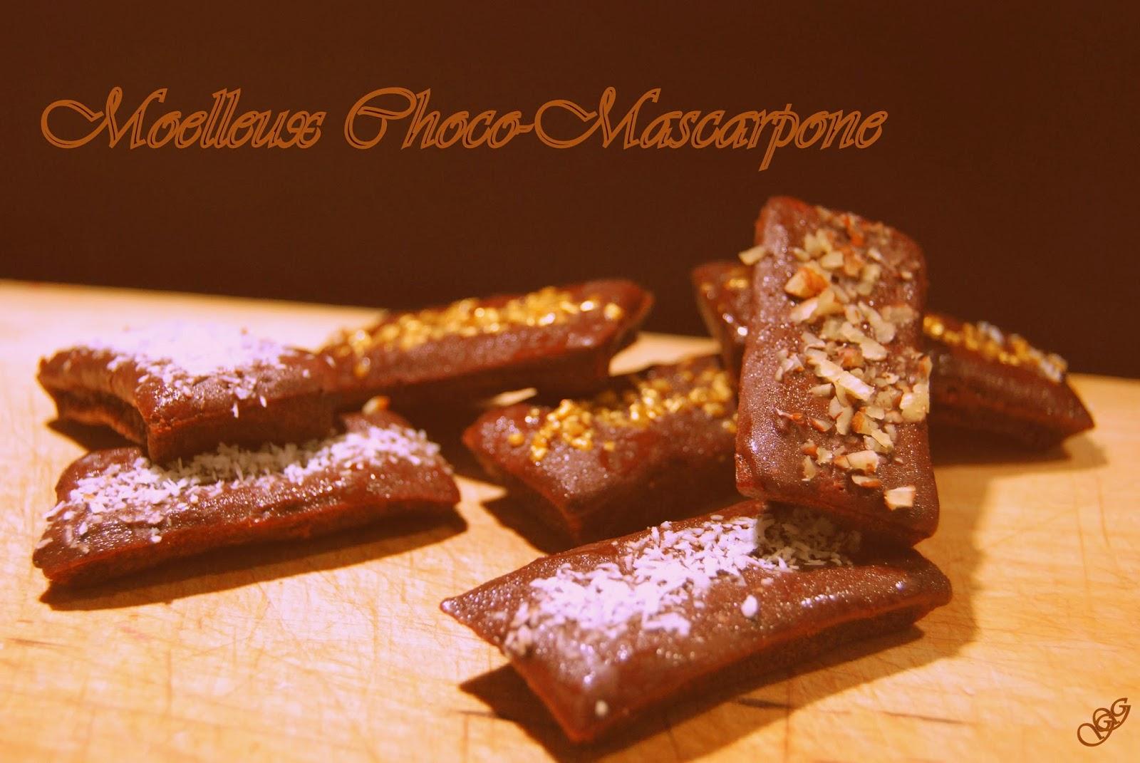 Moelleux Choco-Mascarpone