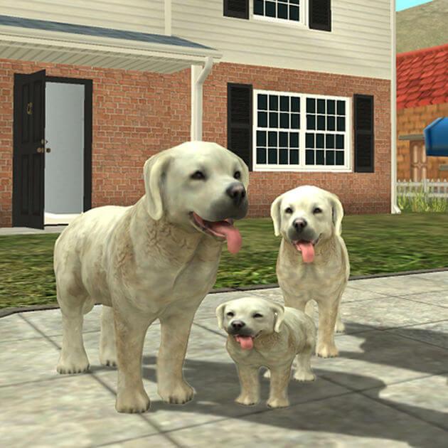 Dog Sim Online: Raise a Family - VER. 9.1 Unlimited Money MOD APK