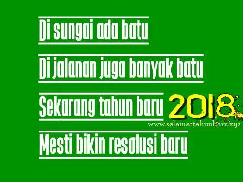 Pantun Nasehat 2018