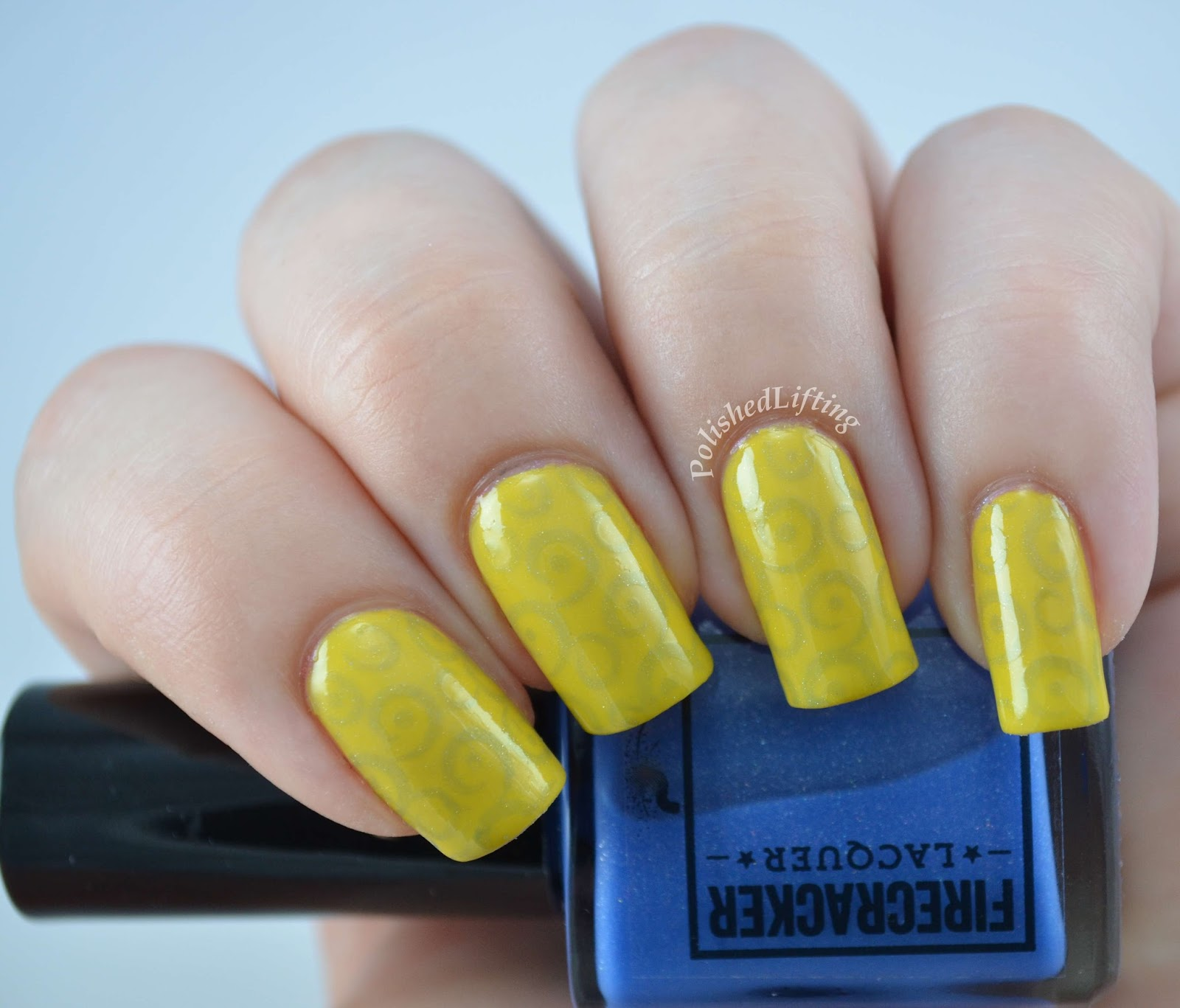Firecracker Lacquer Macaw March Canary Cavalcade