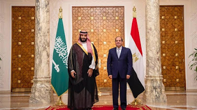 زيارة ولي عهد السعودية لمصر, السوق العربية المشتركة, السيسي, محمد بن سلمان,