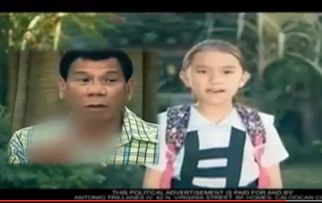 Netizens slam anti-Duterte video ad on ABS-CBN