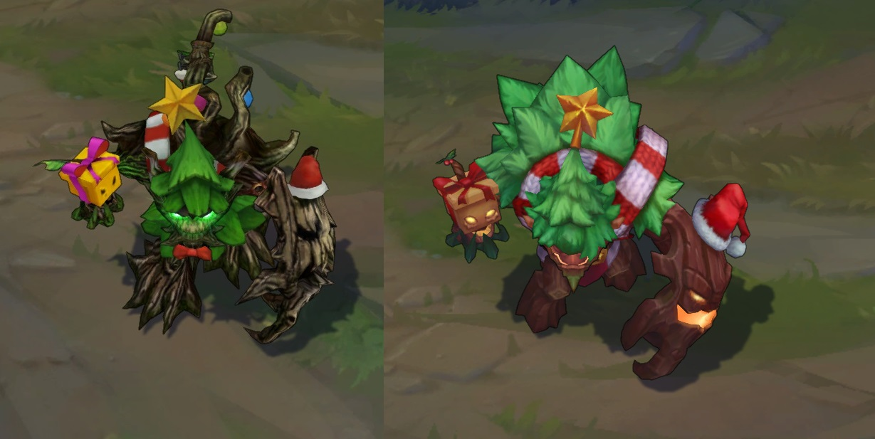 surrender at 20 1110 pbe update maokai visual updates