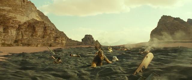 Star Wars El Ascenso de Skywalker 720p latino